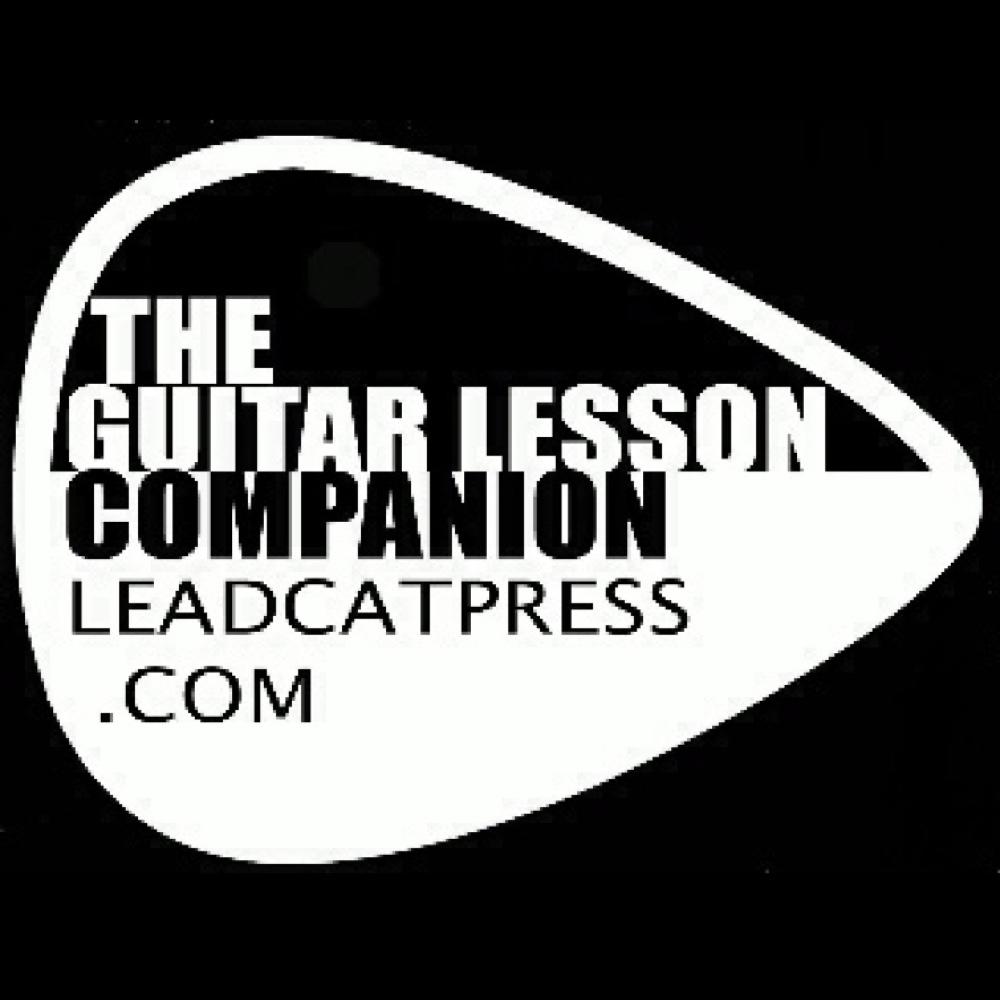 The Guitar Lesson Companion, Volume One